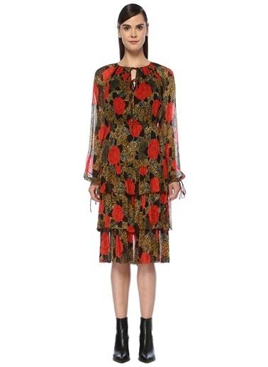The Kooples Elbise Renkli